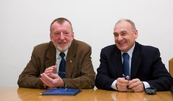 20090309 Podpisanie umowy - Skandia MTB 3