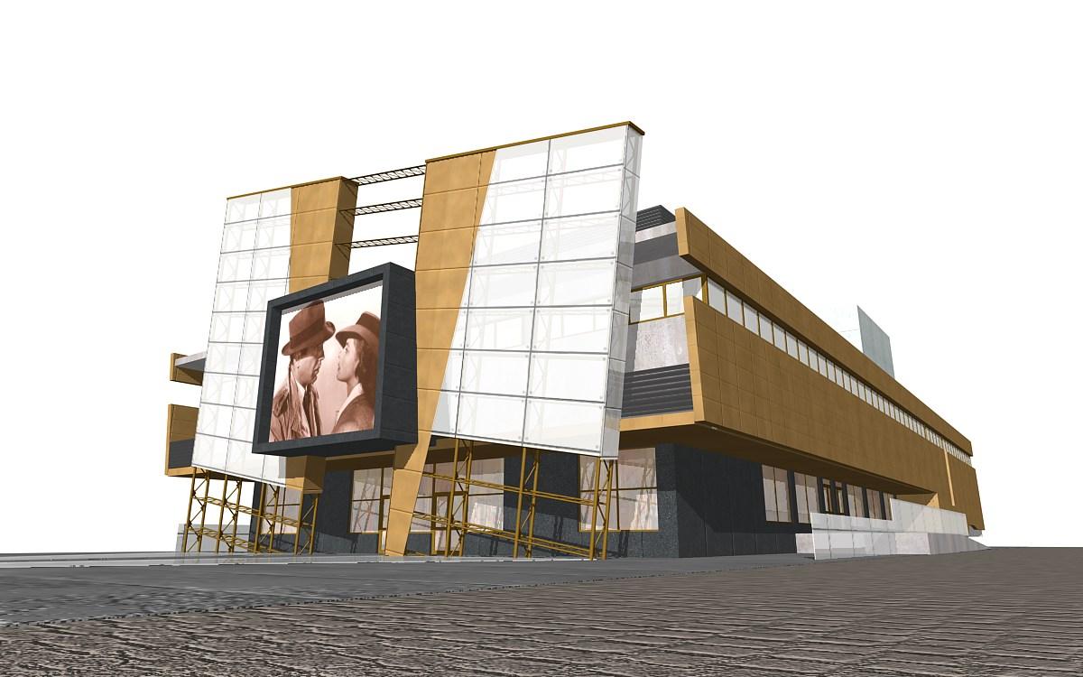 20090413 Teatr miejski projekt 7