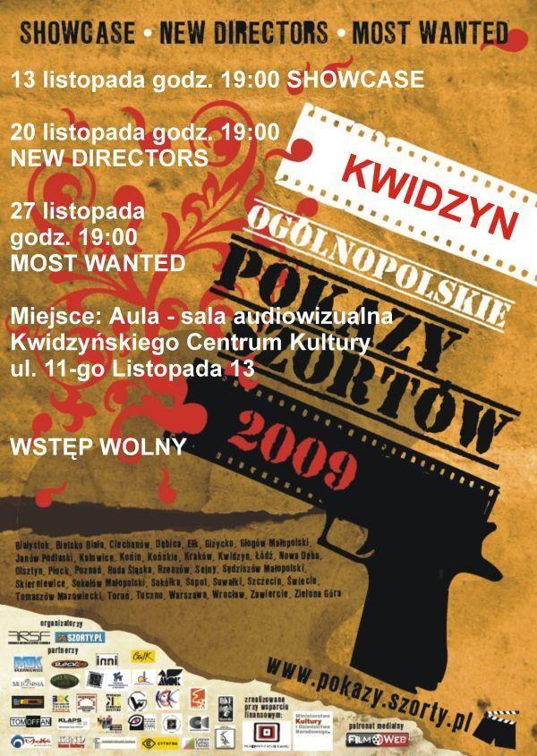 20091102 plakat szorty 2009