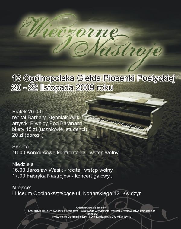 20091116 nastroje plakat