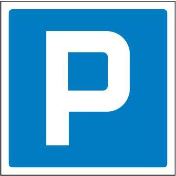 20100723 parking znak