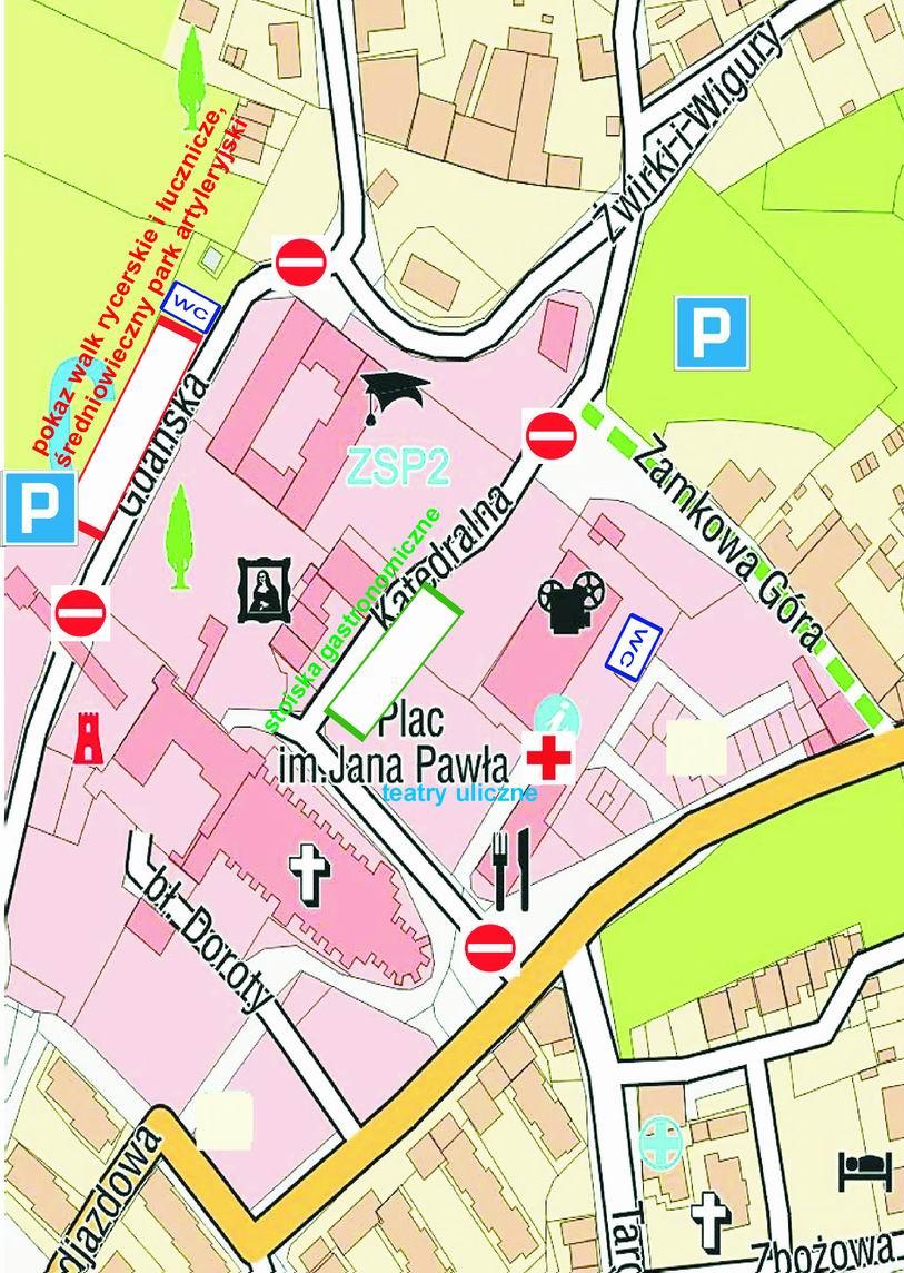 20100726 Plac JP II mapka