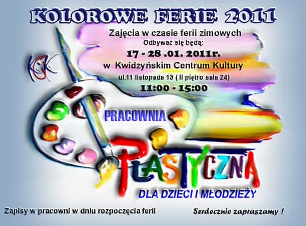 20110115 kolorowe ferie