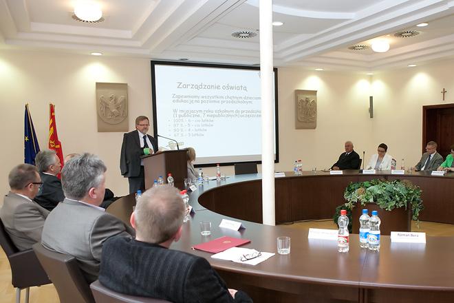 20110622 - Wizyta Minister Edukacji Katarzyny Hall w Kwidzynie foto02
