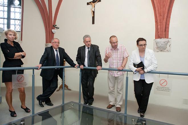 20110622 - Wizyta Minister Edukacji Katarzyny Hall w Kwidzynie foto3