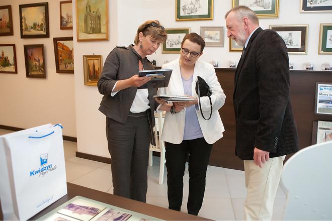 20110622 - Wizyta Minister Edukacji Katarzyny Hall w Kwidzynie foto4