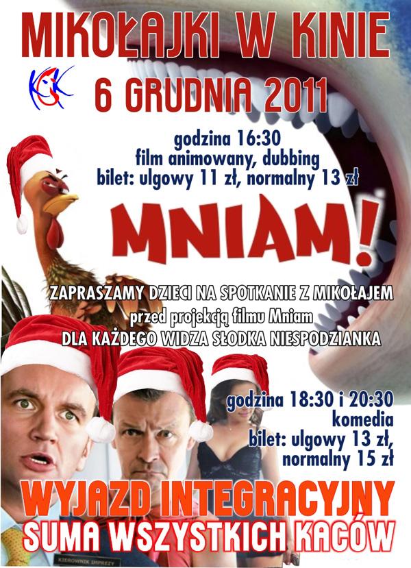 20111124 Mikolajki w kinie