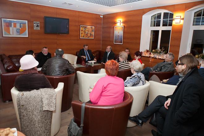 20111220 Konsultacje w Centrum Handlowym Kopernik