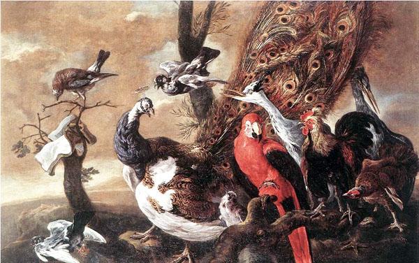 20120515 Fyt Jan - Bird Concert - 17th c