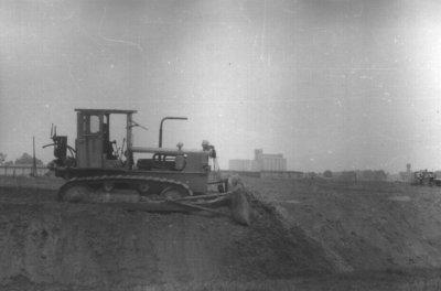 Kwidzyn - Początki budowy Zakładów Celulozy i Papieru, 1973 rok