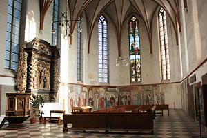 Katedra wyposazenie