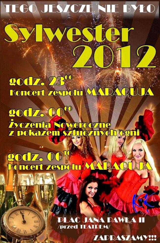 27 12 2012 sylwester program