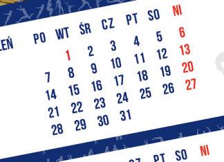15 01 2013 kalendarz