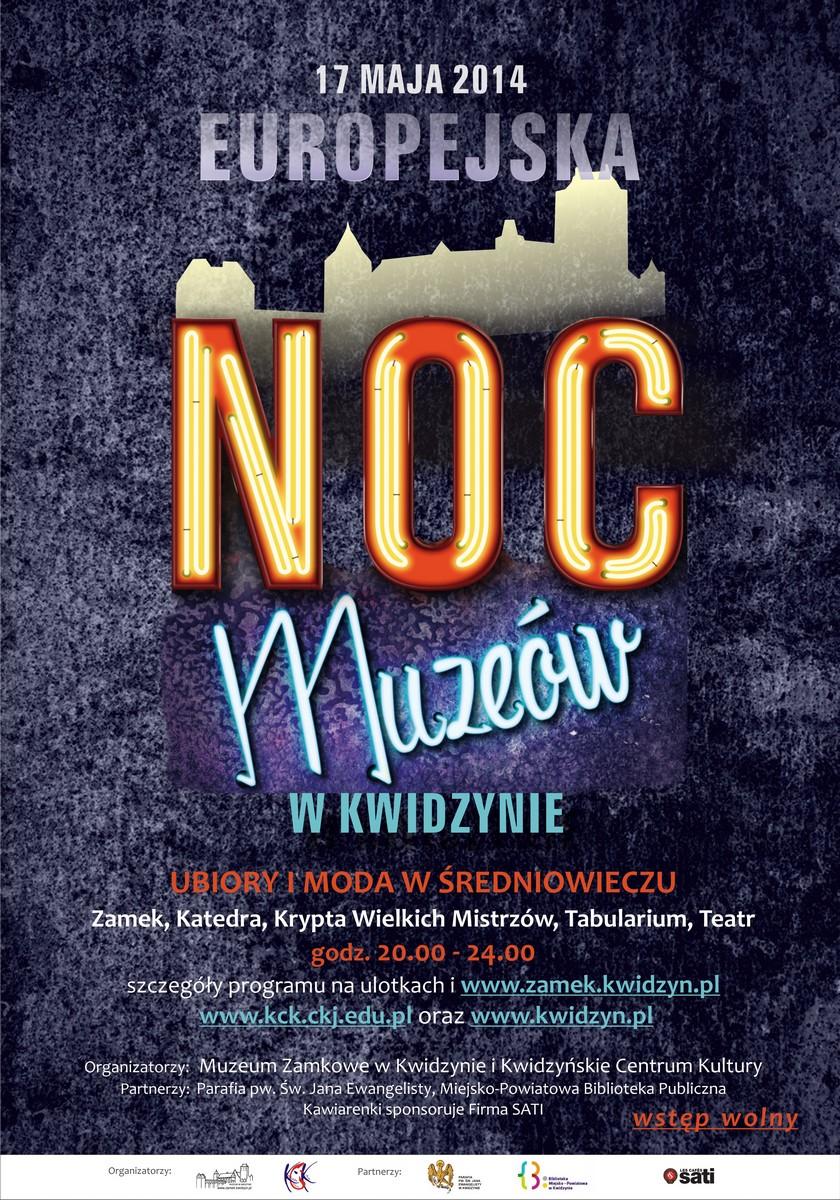2014 05 07 Noc Muzeow plakat 2