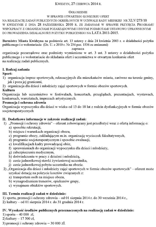 30 06 2014 ogloszenie Page 1