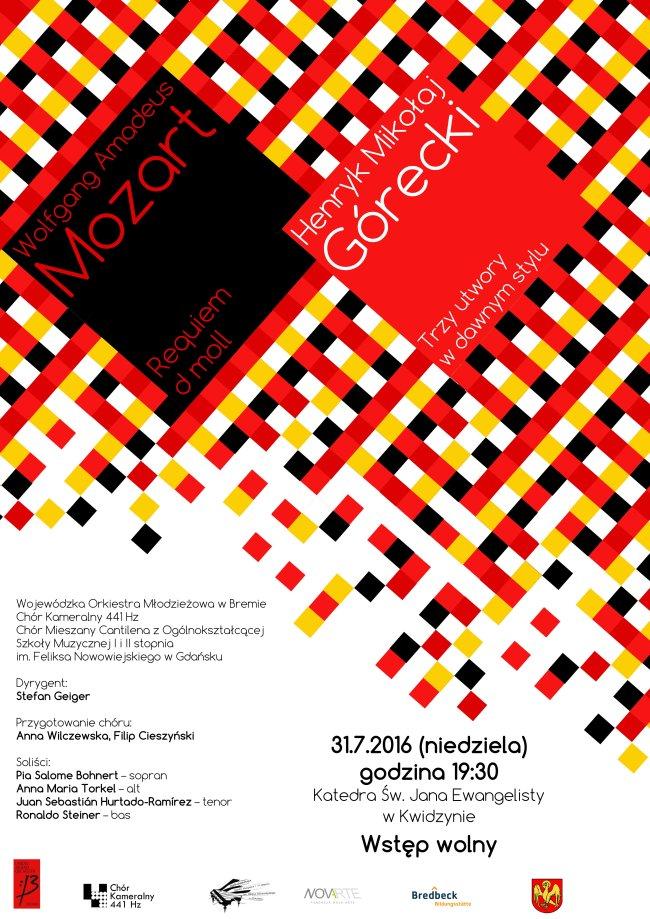 31 07 2016 Osterholz koncert plakat