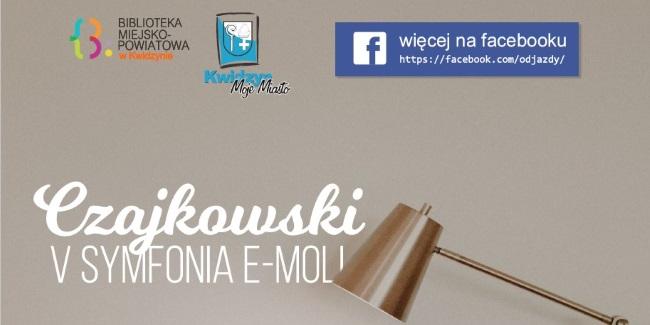 "Plakat ""Czajkowski"""
