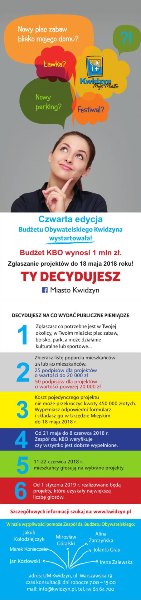 KBO 2018 ulotka