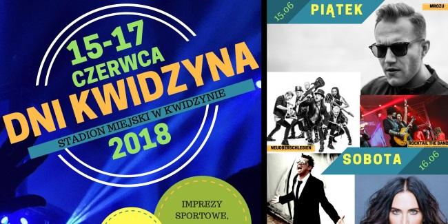 30 05 2018 dni kwidzyna