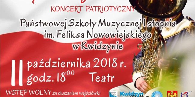 27 09 2018 koncert patriotyczny