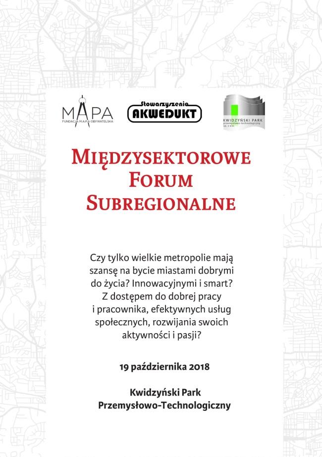 16 10 2018 forum zaproszenie1