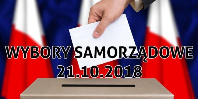 18 10 2018 wybory samorzadowe