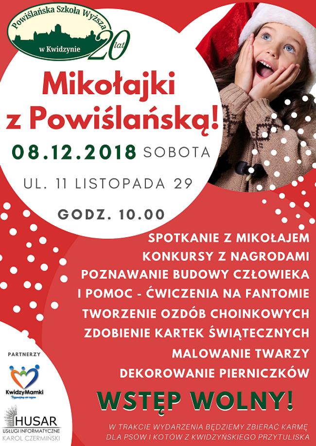 30 11 2018 mikolajki z powislanska