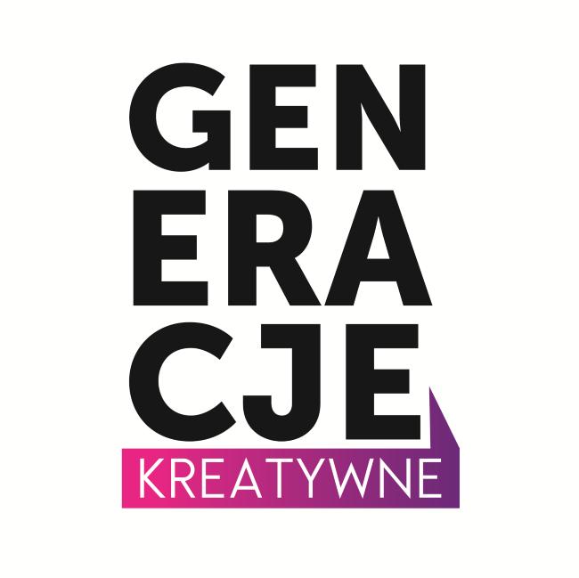 logo generacje kreatywne