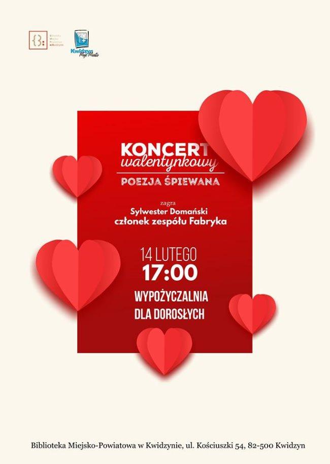 08 02 2019 koncert walentynkowy