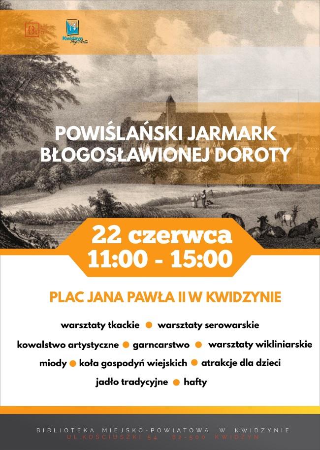 18 06 2019 powislanski jarmark blogoslawionej doroty