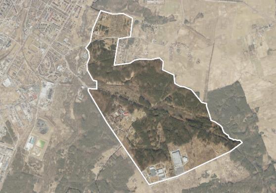 plany miejscowe - kwidzyn wschod