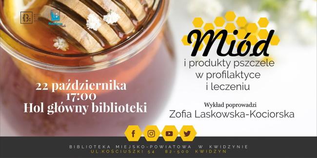 18 10 2019 miod i produkty pszczele