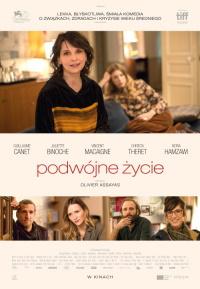 """Plakat filmu """"Podwójne życie"""""""