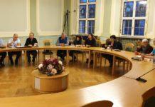Konsultacje społeczne w Urzędzie Miejskim