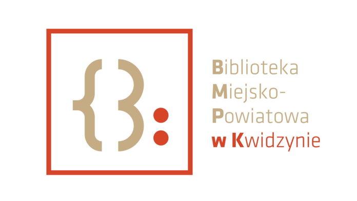 Logo Biblioteki Miejsko-Powiatowej w Kwidzynie