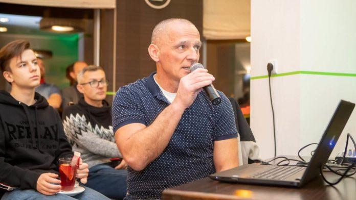 """Zdjęcie ze spotkania """"Kwidzyńskie Biesiady Podróżnicze"""""""