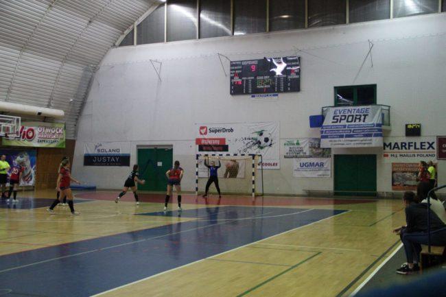 Mecz MTS Kwidzyn – MKS Karczew