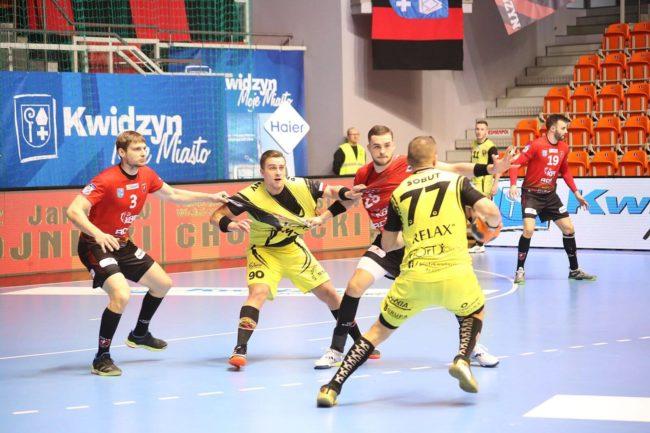 Mecz piłki ręcznej MMTS Kwidzyn – Piotrkowianin Piotrków Trybunalski