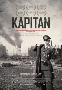 "Plakat filmu ""Kapitan"""