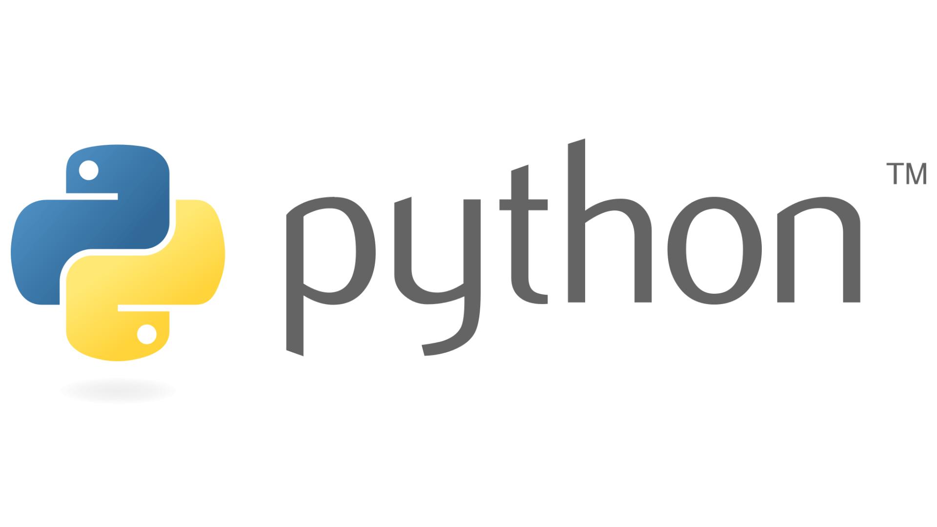 Logo języka programowania Python