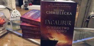 Książki Delfiny Chmieleckiej