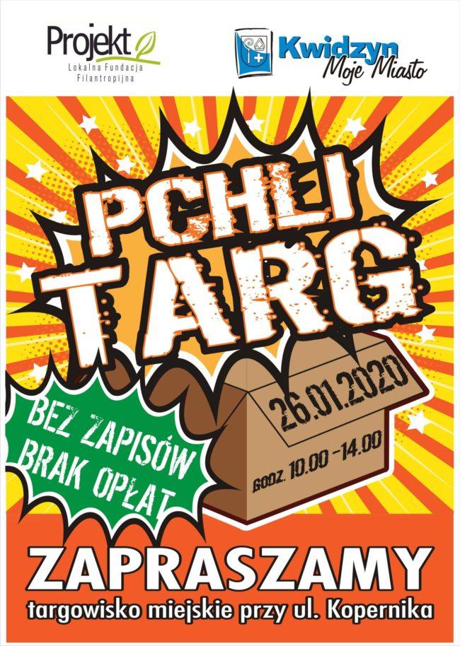 Plakat Pchlego Targu