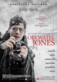 """Plakat filmu """"Obywatel Jones"""""""