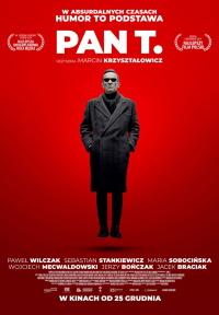 "Plakat filmu ""Pan T."""