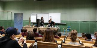 Zajęcia Koła Naukowego Studentów Fizyki Politechniki Gdańskiej