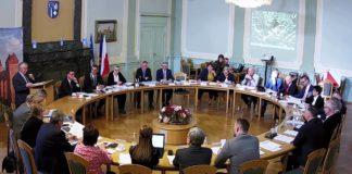 Zdjęcie z X Sesji Rady Miejskiej w Kwidzynie z dnia 31.10.2019 r.