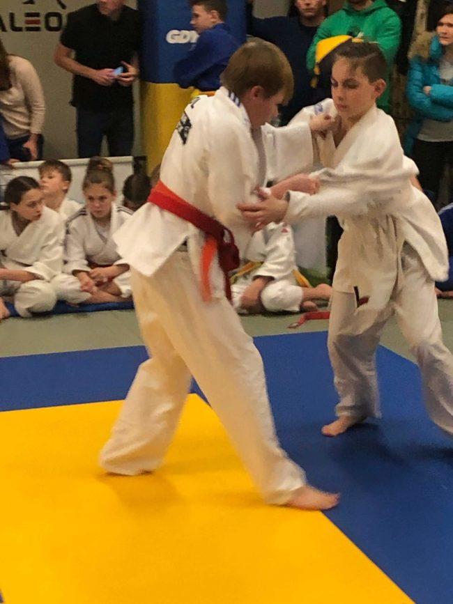 Otwarte Mistrzostwa Gdyni w Judo