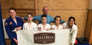 Zespół Judo Zielińscy Kwidzyn