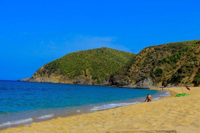 Plaża w Algierii