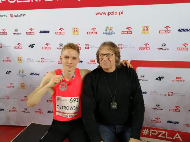 Filip Ostrowski i Marcin Margulewicz